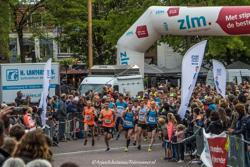 De ZLM-Don Stadsloop over 7,5 kilometer